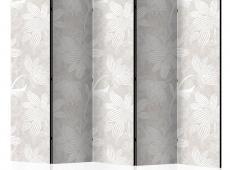 Paraván - Floral Elements II [Room Dividers]